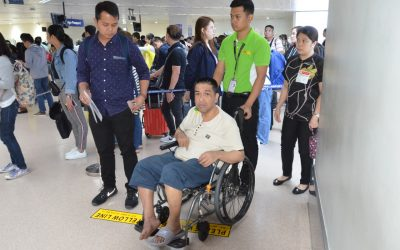 DFA searching for kin of OFW who suffers from amnesia