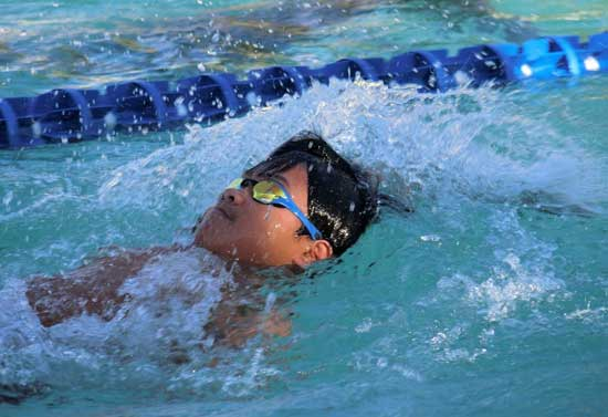 PH swim team bags 5 gold at Thailand meet