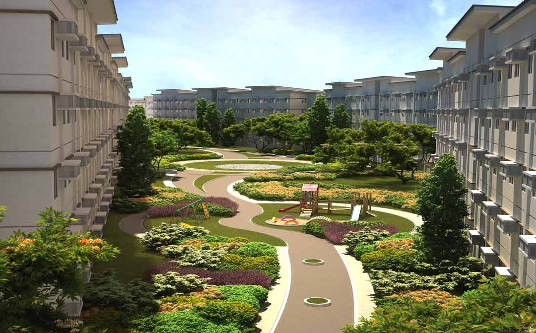 SMDC Park Residences: a  vibrant lifestyle by the mall