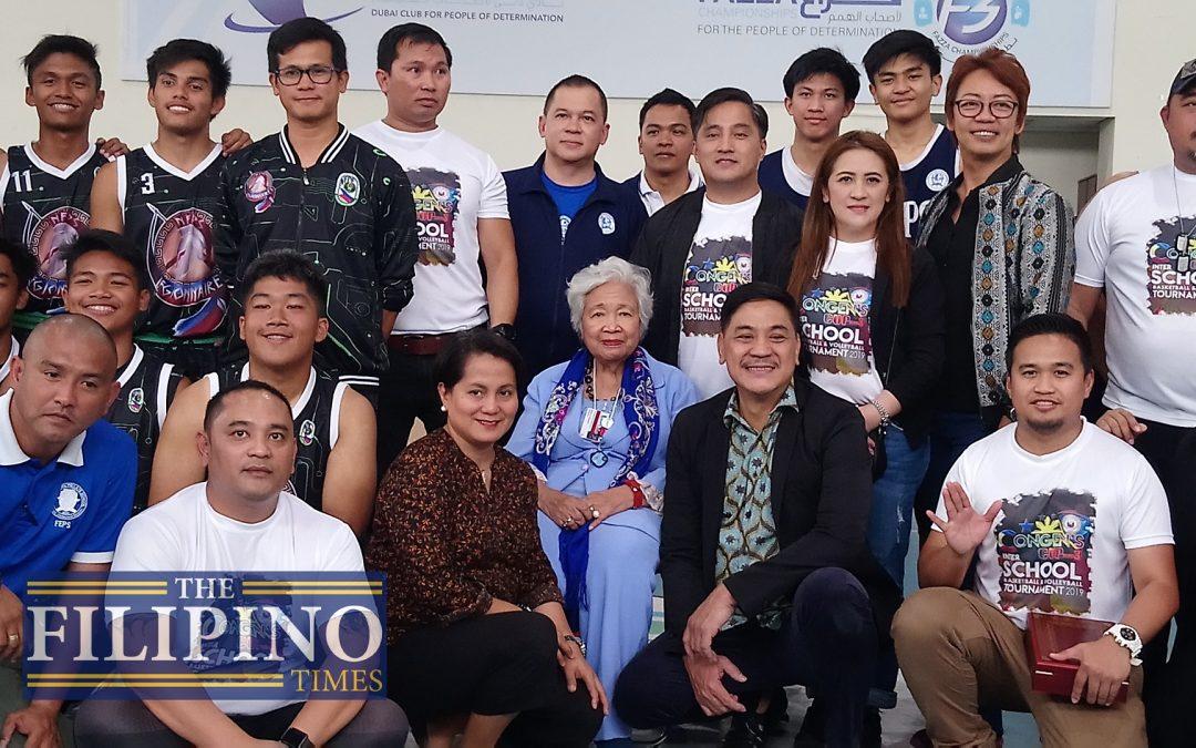 PH Education chief to explore ways for UAE Filipino youth to join Palarong Pambansa
