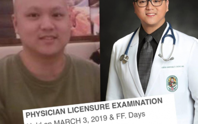 VIRAL: Pinoy cancer survivor shares journey on becoming a doctor