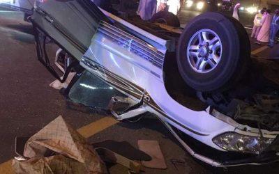 High-speed crash killed 4 teenagers in UAE