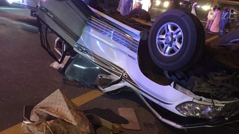 High-speed crash killed 4 teenagers in UAE