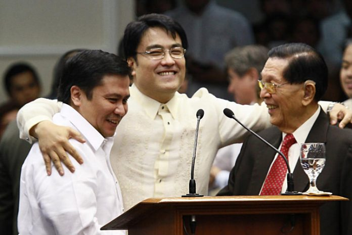 Bong Revilla backs death penalty for plunderers