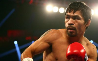 Pacquiao undergoes intense preps for bout vs. Thurman