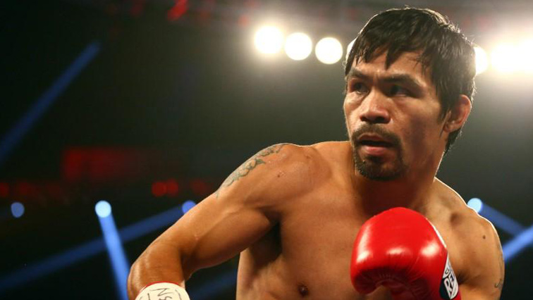 Pacquiao online poll: Who should I fight next?