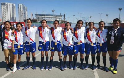Special Olympics Philippines futsal team wins gold, total gold wins now 8