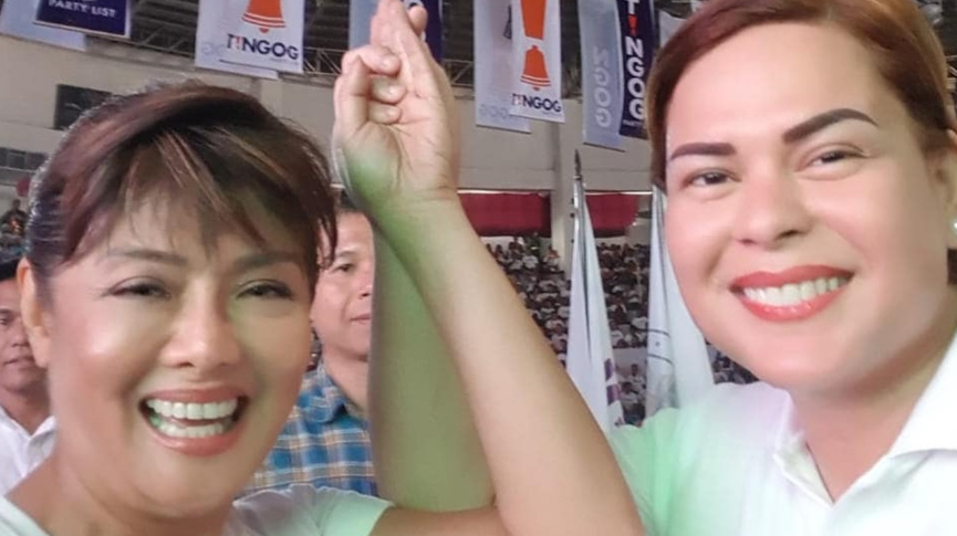 Sara Duterte reminds Imee Marcos: 'College degree not a requirement to become senator'