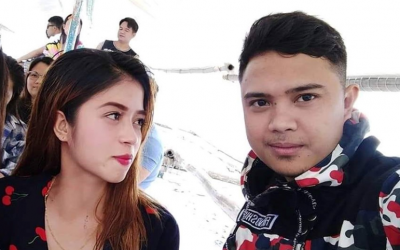 Netizens gush over man's profession of love to single mom girlfriend