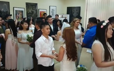 OFW from Malaysia flies to Dubai to marry Pinay he met on Facebook