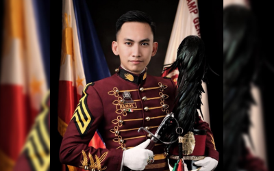 Meet the poor boy from Tondo who topped PNPA graduating class of 2019