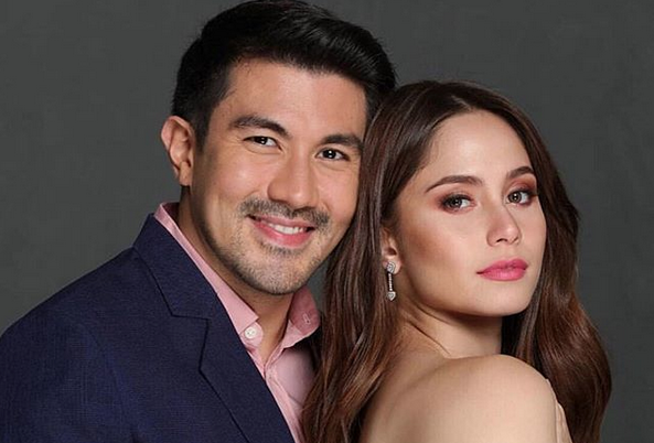 Jessy Mendiola shuts down basher accusing her of stealing Luis Manzano from Angel Locsin