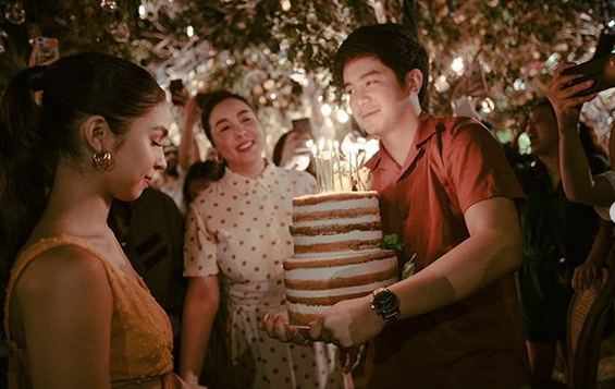 LOOK: Julia Barretto's star-studded 22nd birthday celebration