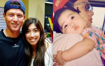 Kier Legaspi's touching message to daughter Dani Barretto