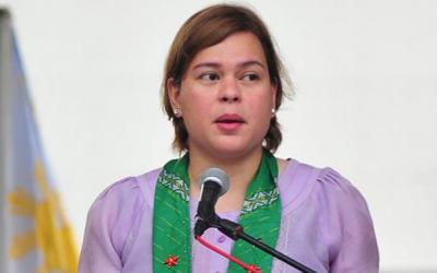 Sara Duterte declares this candidate as next House Speaker