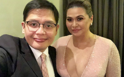 Aiko slams netizen who says her boyfriend's narco-politician tag will cost his life