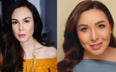 """Gretchen Barretto says she will """"never"""" make amends with sister Marjorie"""