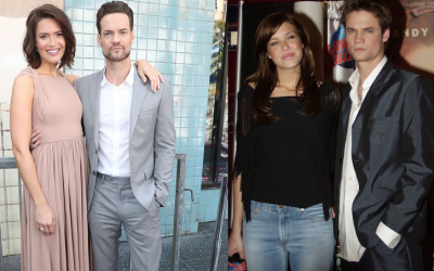 LOOK: A Walk to Remember's Mandy Moore and Shane West reunite after 17 years