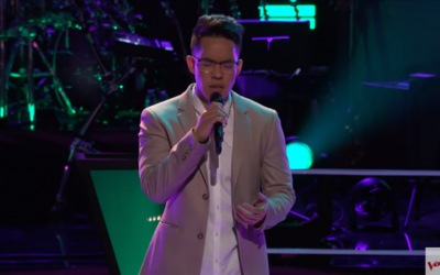 """WATCH: Filipino singer wins Battle Round in """"The Voice US"""""""