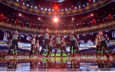 """WATCH: VPeepz beats Belgian dance group in """"World of Dance US"""""""