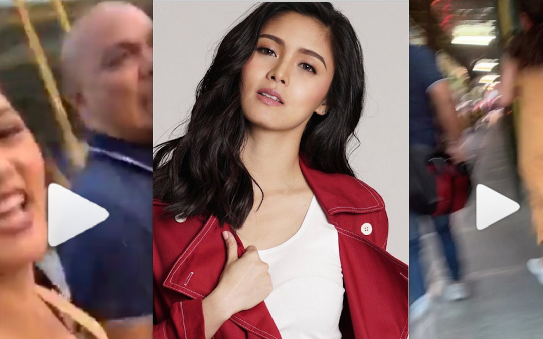 Kim Chiu runs 3km just to make it to an event after getting stuck in traffic