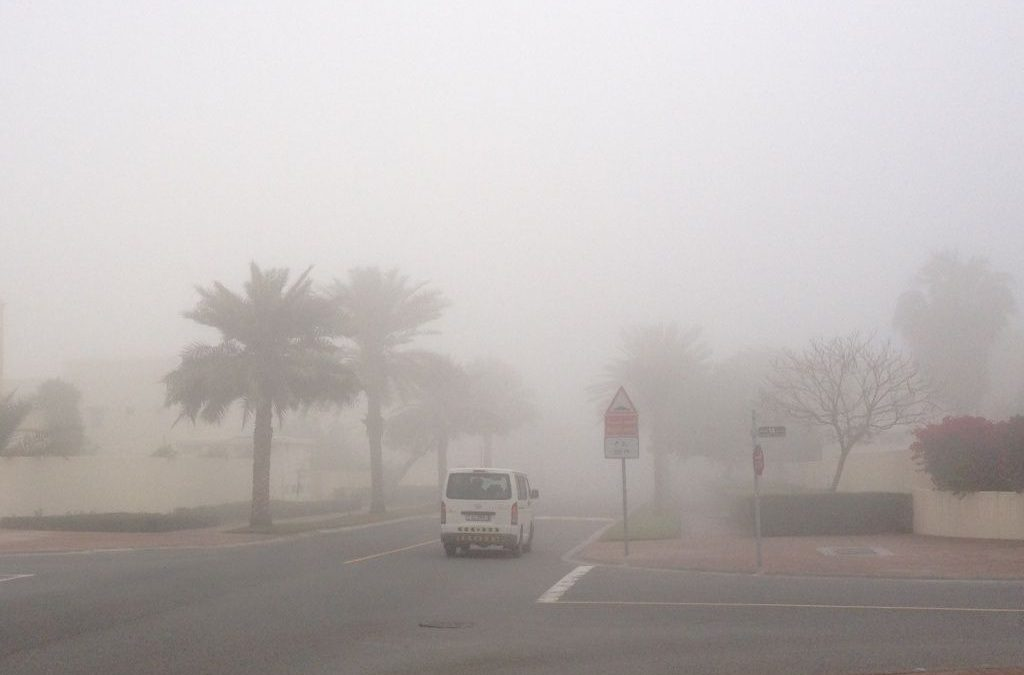 Abu Dhabi Police issued advisory for drivers during unstable weather