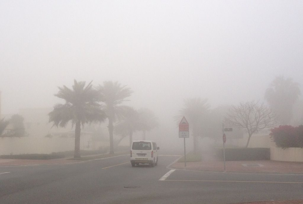 Abu Dhabi Police issued advisory for drivers during unstable
