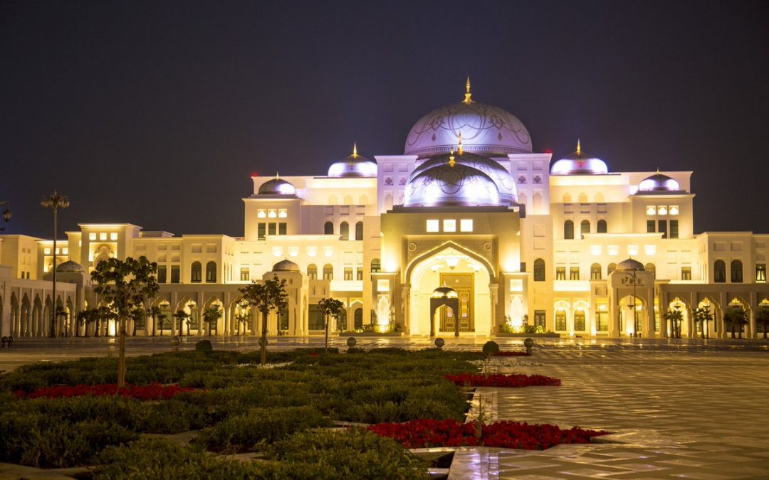 UAE Presidential Palace to open its doors to the public