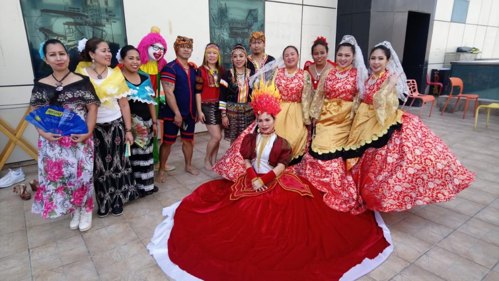 Festivities for this year's Philippine Independence Day