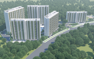 First and highest residential building soon to rise at Greenfield City