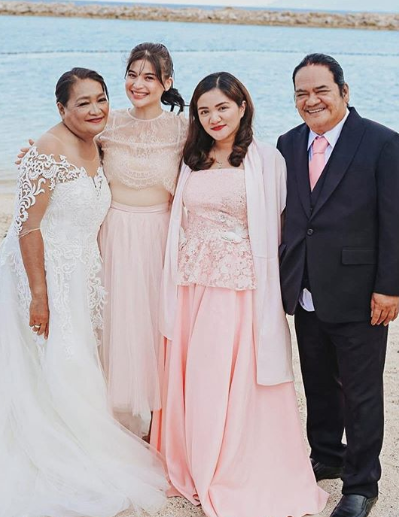 LOOK: Anne Curtis throws lavish wedding for lucky couple