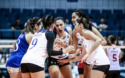 Ateneo marks 1st straight-set victory against UE in UAAP