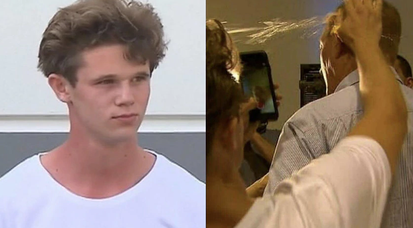 Online support floods in for 'Egg Boy', Internet's new political hero