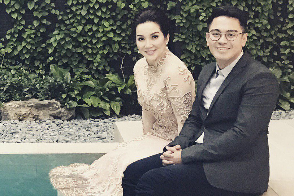 Kris Aquino posts photos from better days with Nicko Falcis