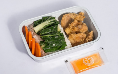 Cebu Pacific showcases Asian flavors in its new set of pre-ordered meals