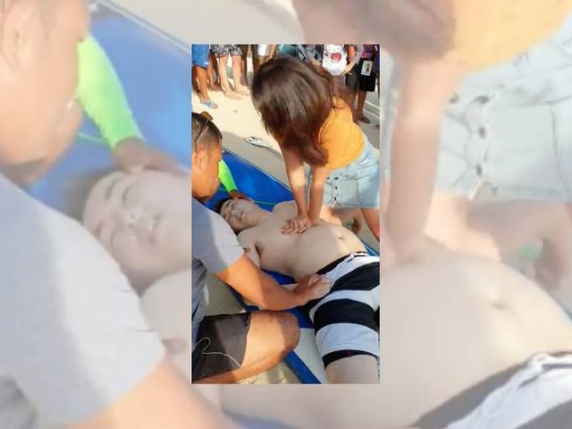 VIRAL: Couple saves life of drowning foreign tourist in Boracay
