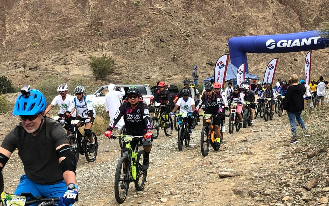 UAE Mountainbiking Jumeirah holds 2nd XC Adventure Race