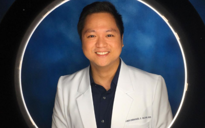 Pinoy cancer survivor, now a licensed doctor