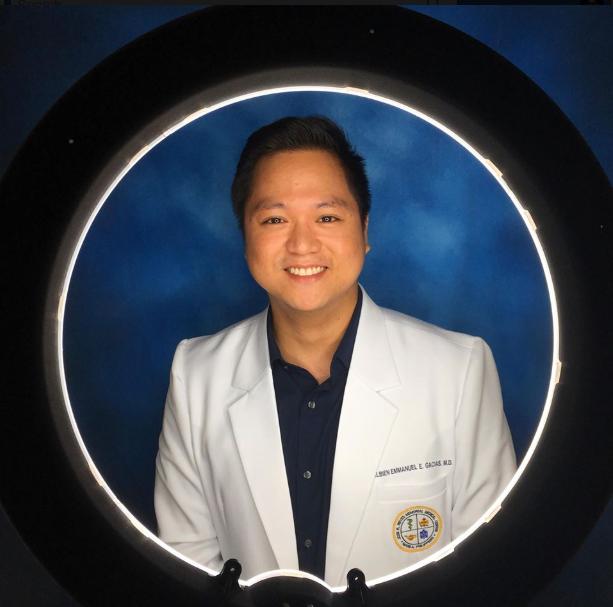 Pinoy cancer survivor, now a licensed doctor