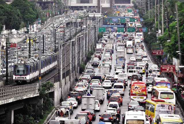Duterte revives hopes for EDSA traffic; Cubao to Makati in 5 minutes
