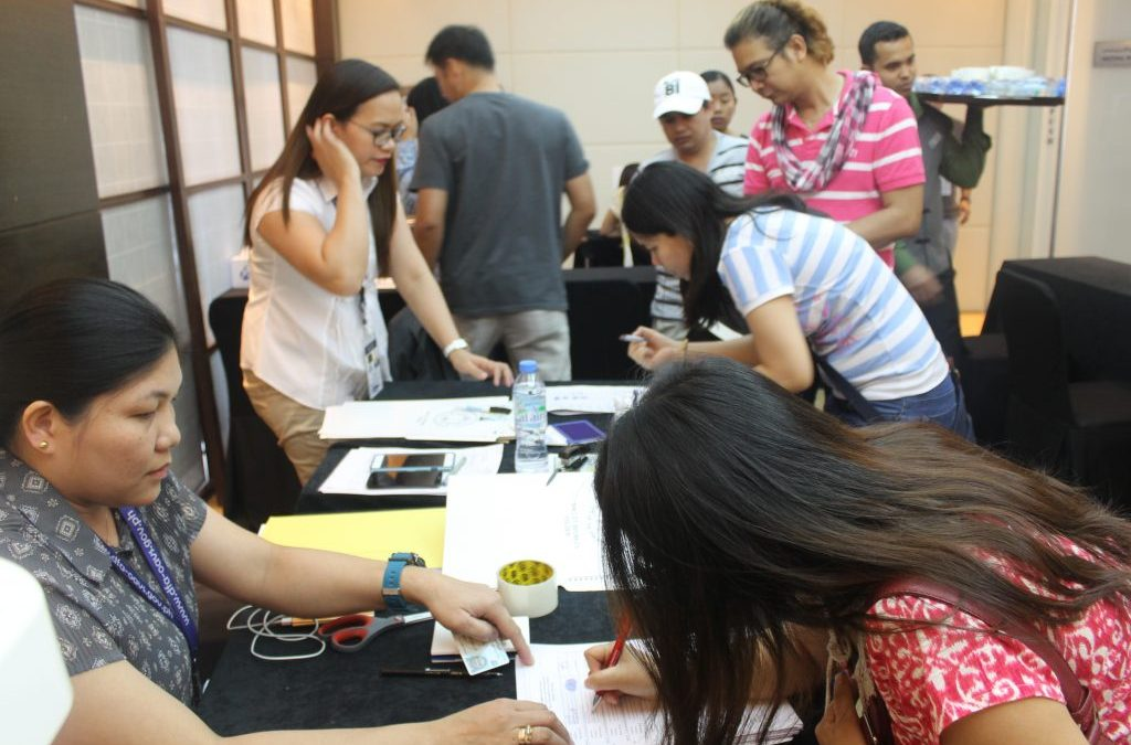 Filipino expats urged to practice right to vote as election period closes