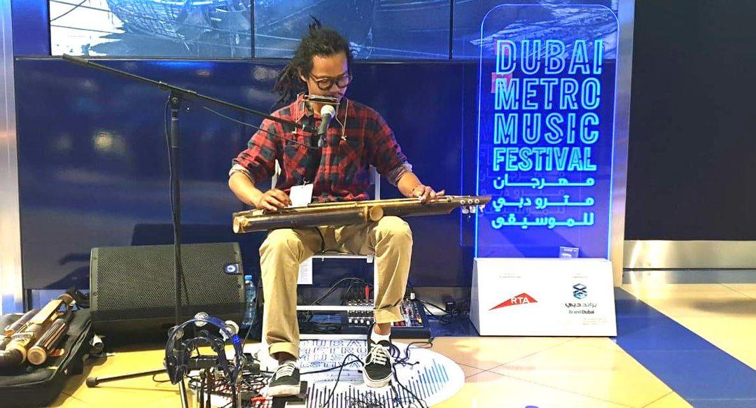 LOOK: Full schedule of Dubai Metro Music Festival