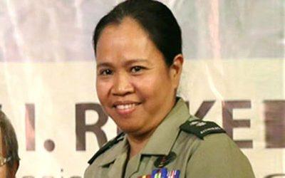 PH Army announces first female brigade commander