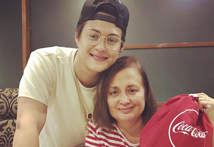 Enrique Gil fulfills his mother's wish to own restaurant