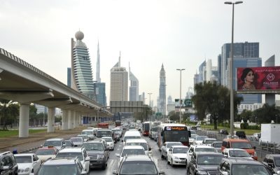 Traffic is stressful, here's how to avoid it
