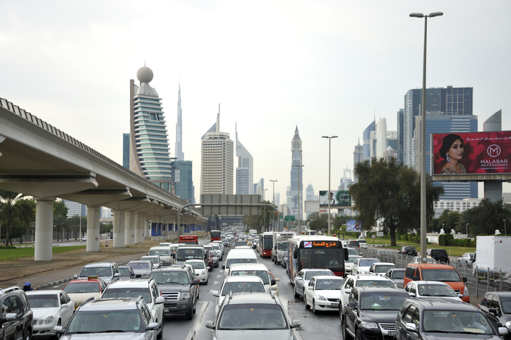 Dubai Police announce 75% discount on traffic fines
