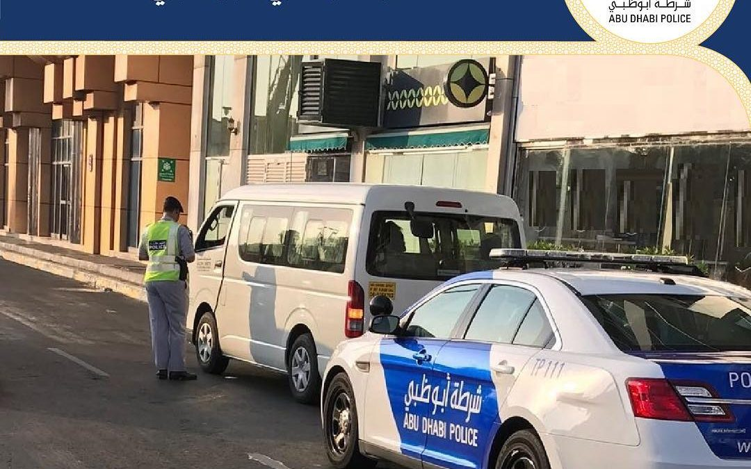 Abu Dhabi Police booked nearly 5,000 people for transporting passengers illegally