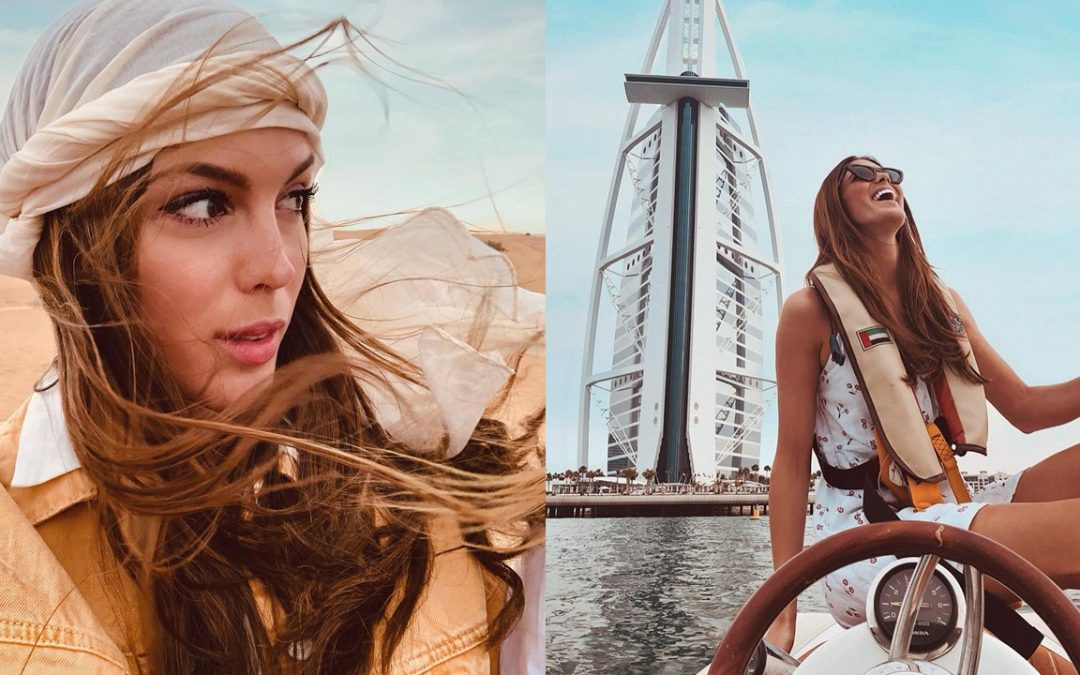 LOOK: Miss Universe 2016 Iris Mittenaere shares photos of trip to UAE