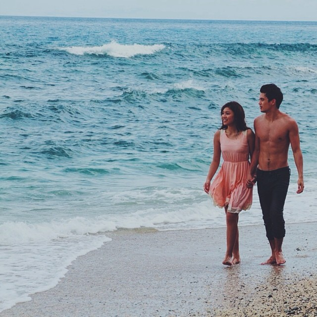 James Reid accidentally reveals he and Nadine Lustre are living together