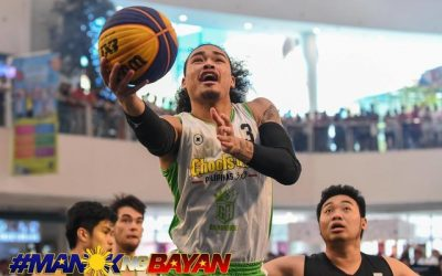 3X3 showdown: Pasig takes home Php1 million pot